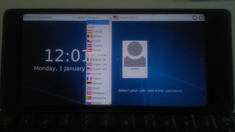 Debian Notes - Planet Computers